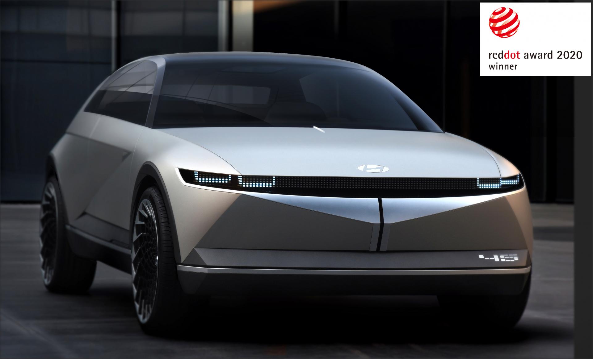 Компанія Hyundai Motor отримала три нагороди Red Dot Award 2020 за концептуальний дизайн   Автотрейдінг-Одесса ДП - фото 9