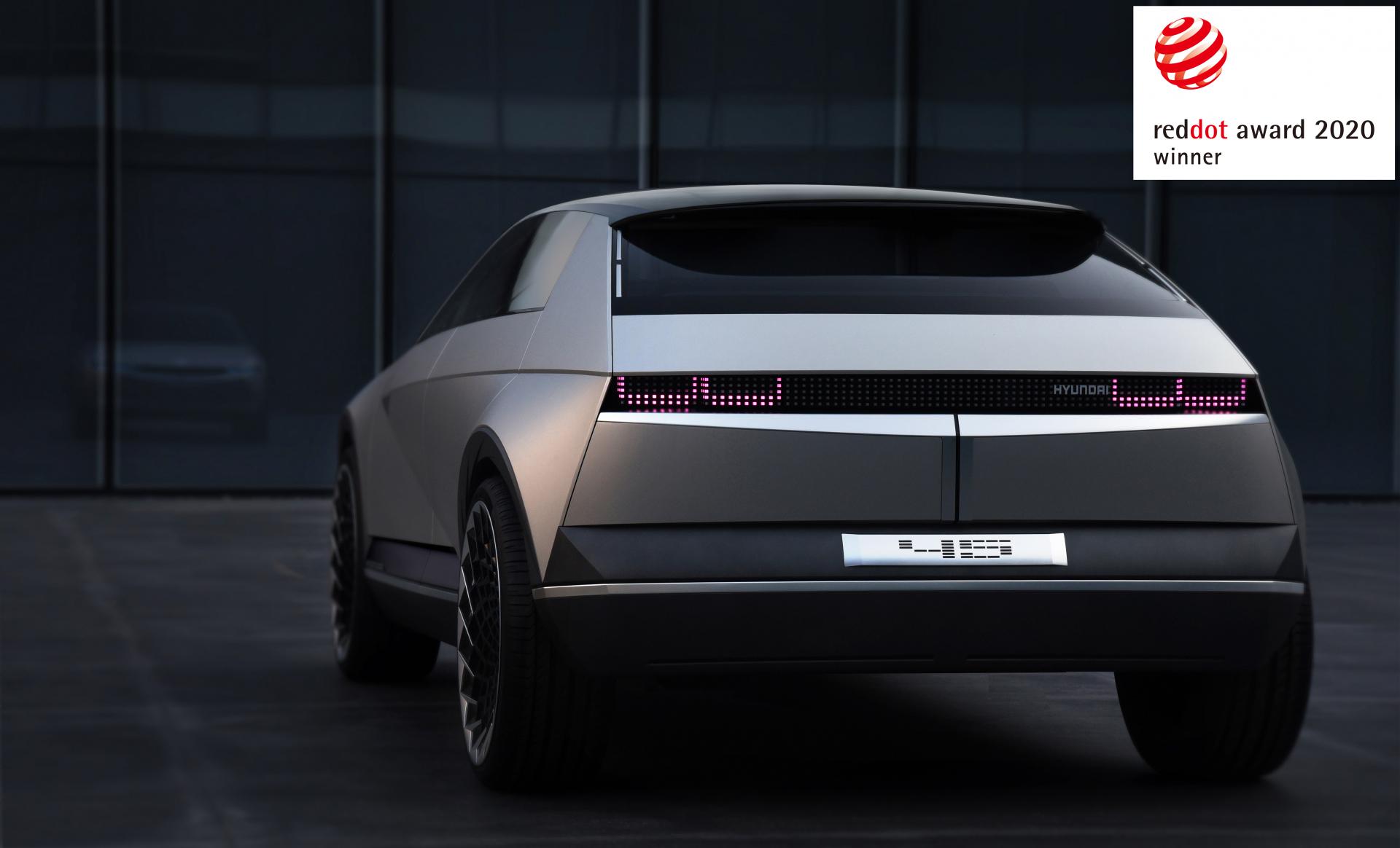 Компанія Hyundai Motor отримала три нагороди Red Dot Award 2020 за концептуальний дизайн   Автотрейдінг-Одесса ДП - фото 10