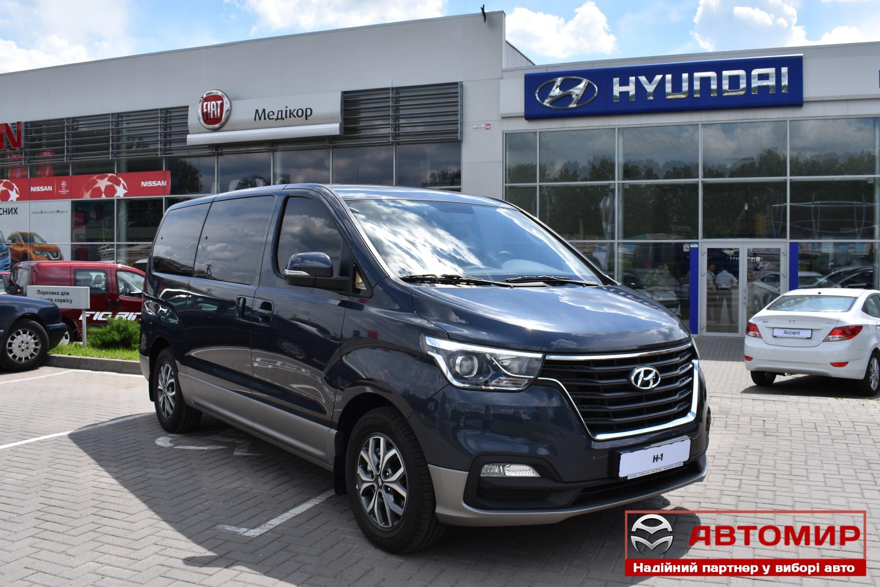 Розкрийте свої можливості з новим Hyundai H-1   Хюндай Мотор Україна - фото 8