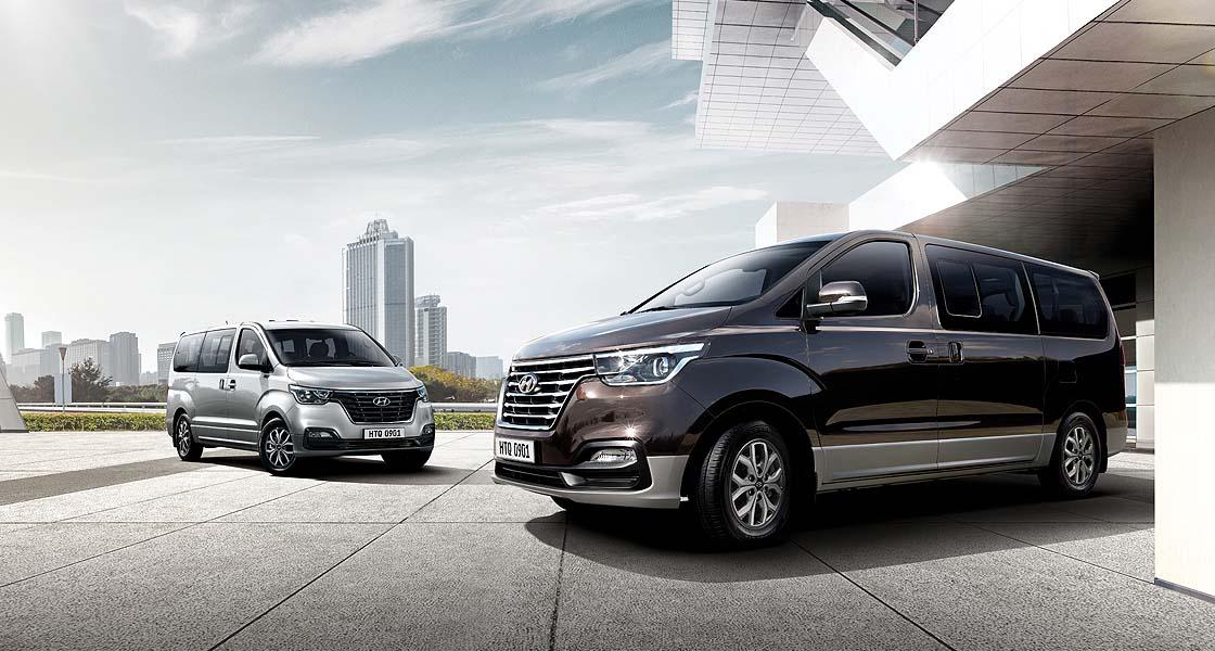 Hyundai New H-1   Галерея, фото   Хюндай Мотор Україна - фото 10