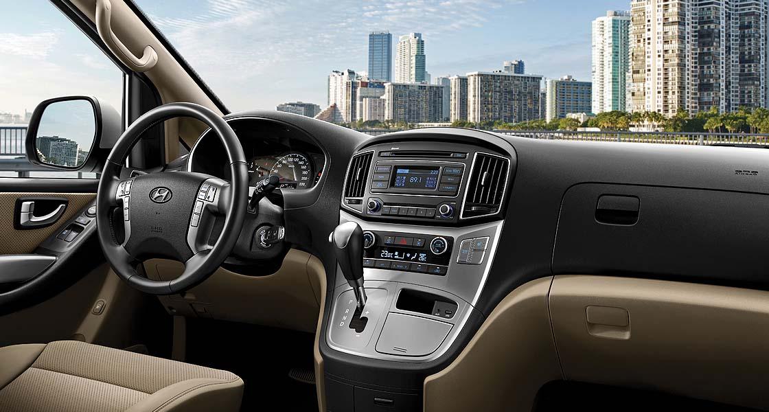 Hyundai New H-1   Галерея, фото   Хюндай Мотор Україна - фото 14