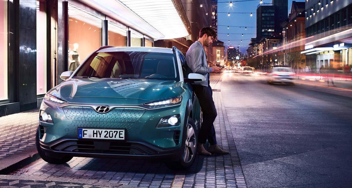 Hyundai KONA Electric| Галерея, фото| Хюндай Мотор Україна - фото 9