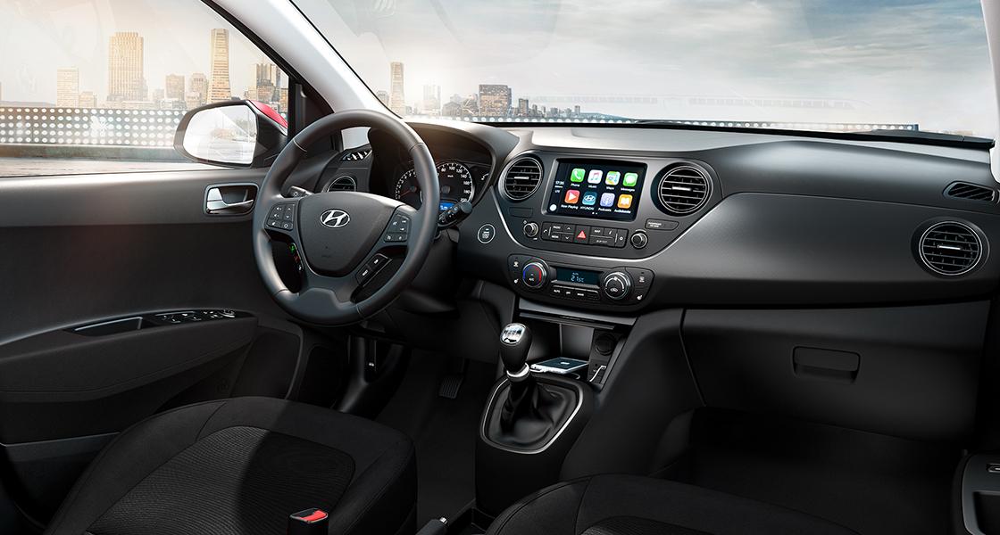 Hyundai i10  Галерея, фото  Хюндай Мотор Україна - фото 6