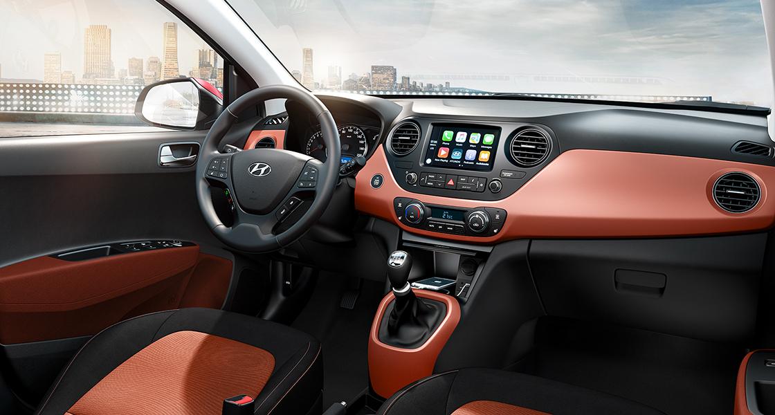 Hyundai i10  Галерея, фото  Хюндай Мотор Україна - фото 9