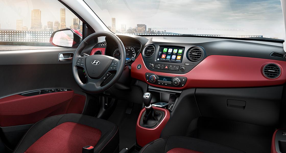 Hyundai i10  Галерея, фото  Хюндай Мотор Україна - фото 10