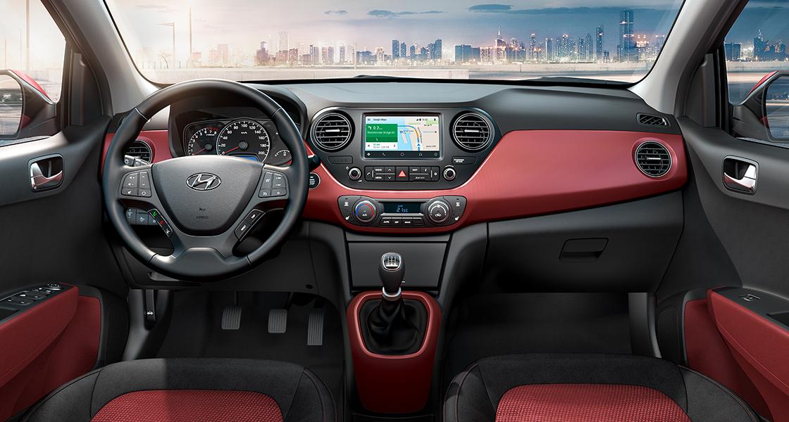 Hyundai i10  Галерея, фото  Хюндай Мотор Україна - фото 11
