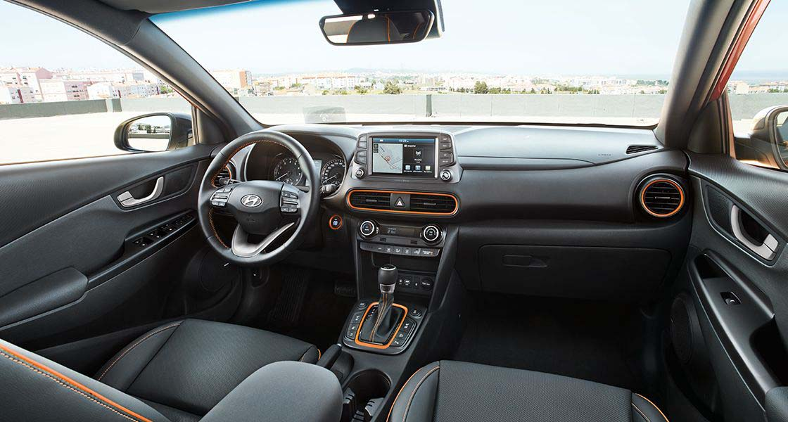 Hyundai New KONA| Галерея, фото| Хюндай Мотор Україна - фото 12