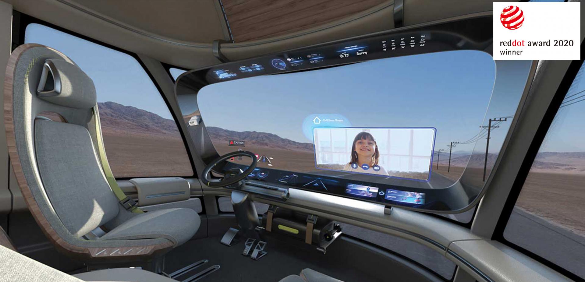 Компанія Hyundai Motor отримала три нагороди Red Dot Award 2020 за концептуальний дизайн   Автотрейдінг-Одесса ДП - фото 12