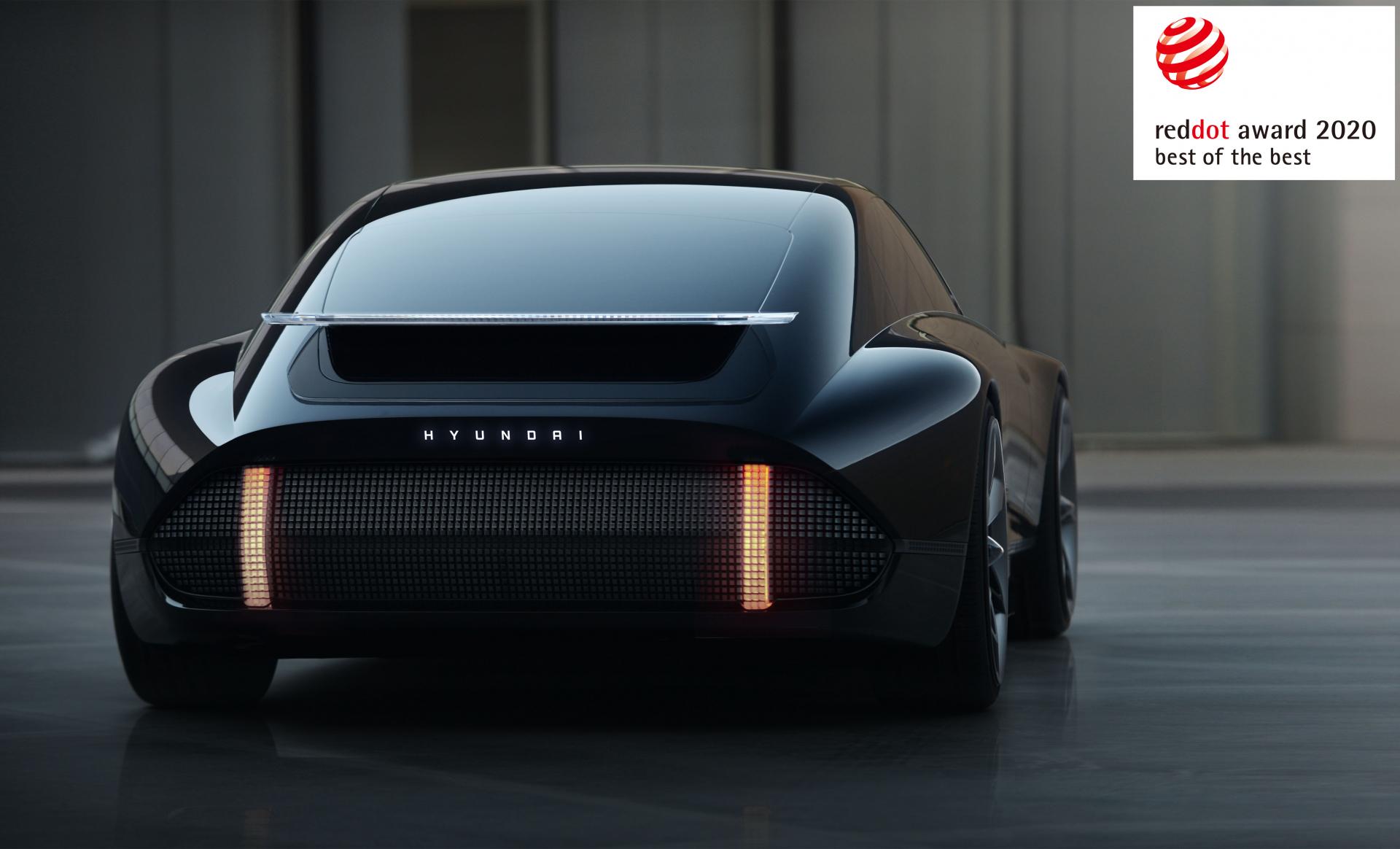 Компанія Hyundai Motor отримала три нагороди Red Dot Award 2020 за концептуальний дизайн   Автотрейдінг-Одесса ДП - фото 13